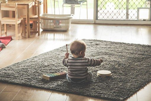 Training werken met baby's