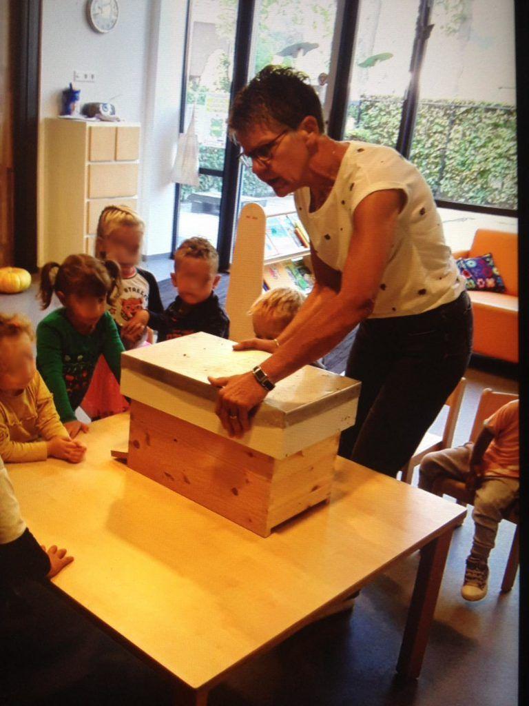 bijen voor peuters